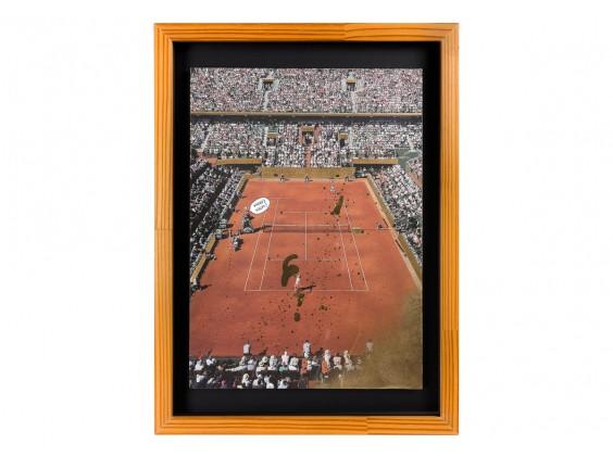 Roland Garros - where`s waldo?