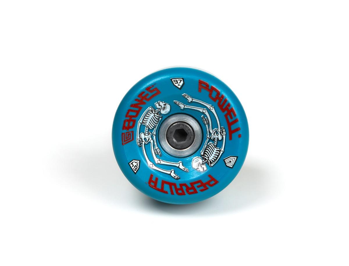 Cabide Skate G Bones Azul