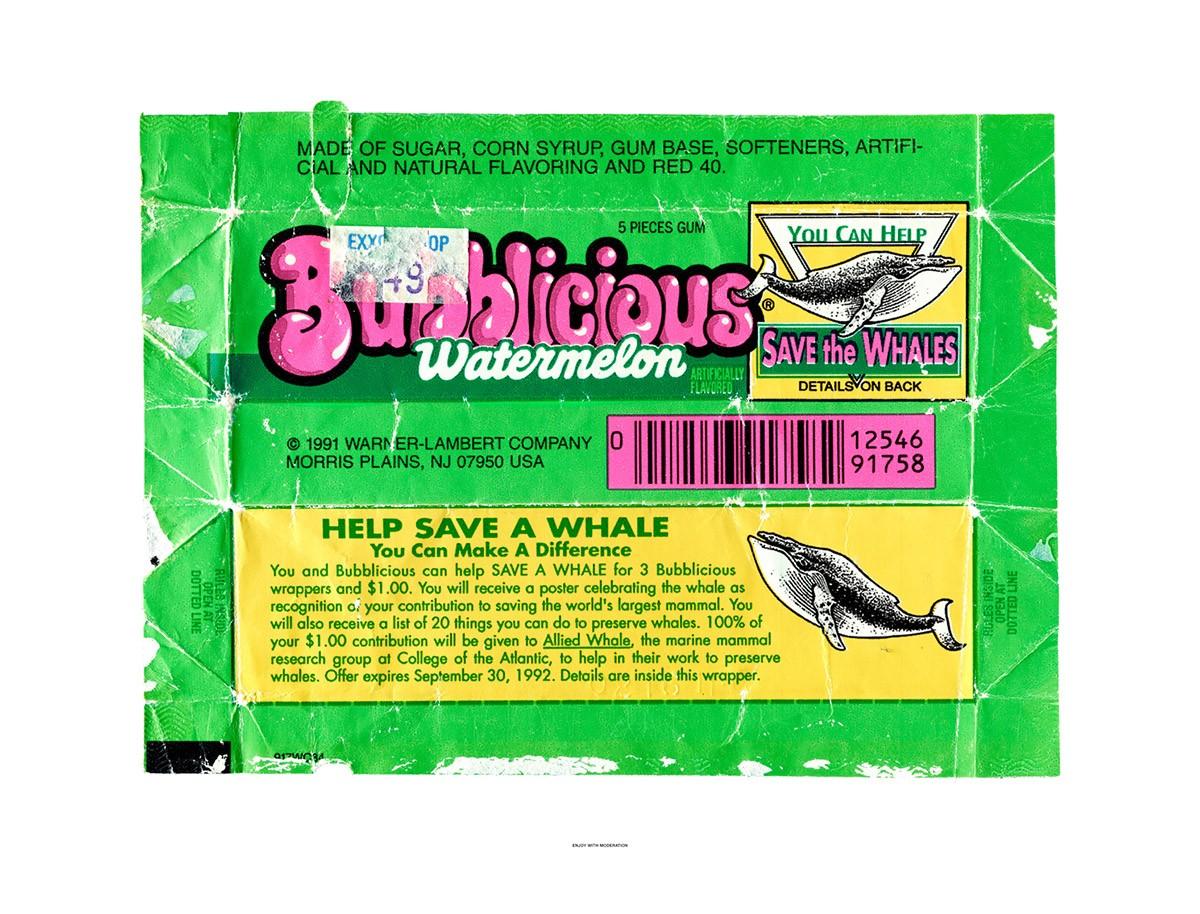 Bubblilicious Watermelon